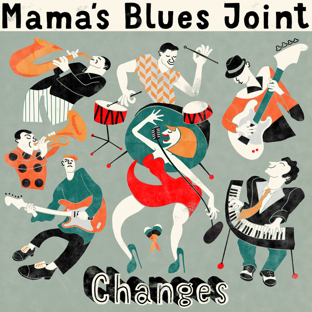 Mama's Blues Joint