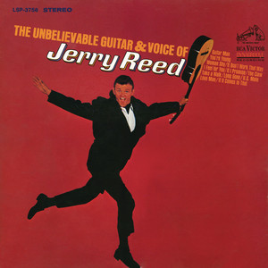 Jerry Reed Take a Walk cover