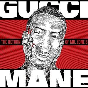 The Return of Mr. Zone 6 Albumcover