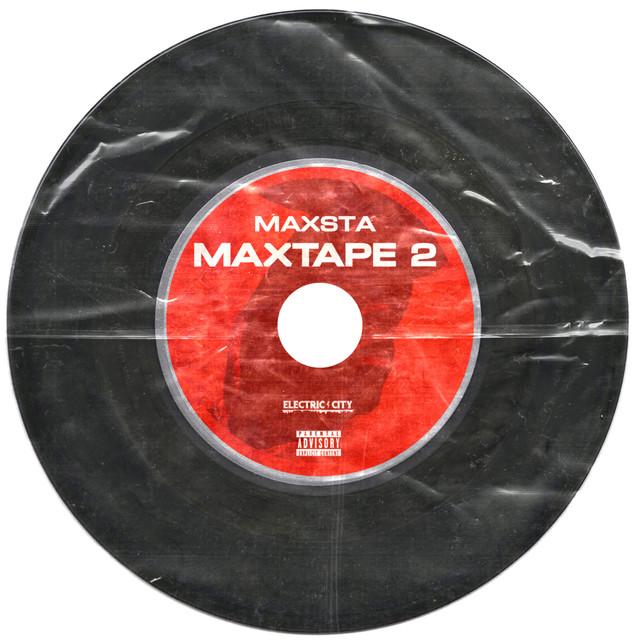 Album cover for MAXTAPE 2 by Maxsta