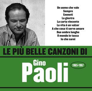 Le più belle canzoni di Gino Paoli album