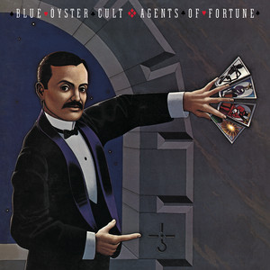 Pochette Agents of Fortune