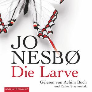 Die Larve (Harry Holes neunter Fall) Audiobook