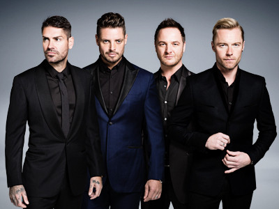 Boyzone tickets and 2018 tour dates