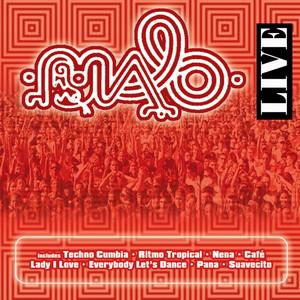 Malo Live Albumcover