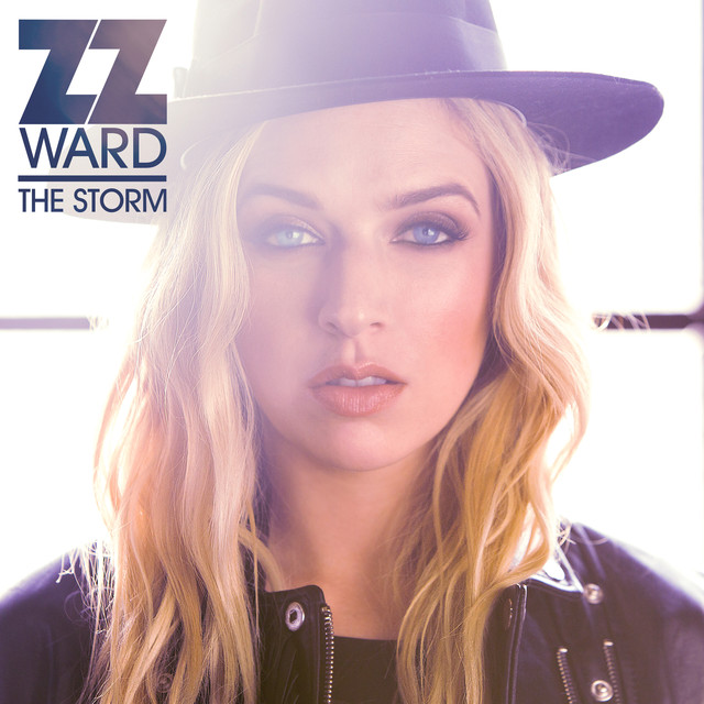 Album cover for The Storm by ZZ Ward