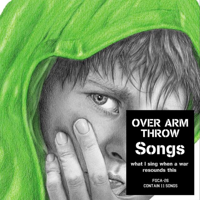 OVER ARM THROWのライブの画像