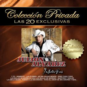 Colección Privada las 20 Exclusivas: Julion Alvarez y Su Norteño Banda album