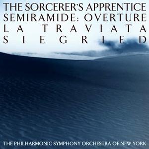 The Sorcerers's Apprentice / Semiramide: Overture / La Traviata / Siegfried / Semiramide: Overture Albümü