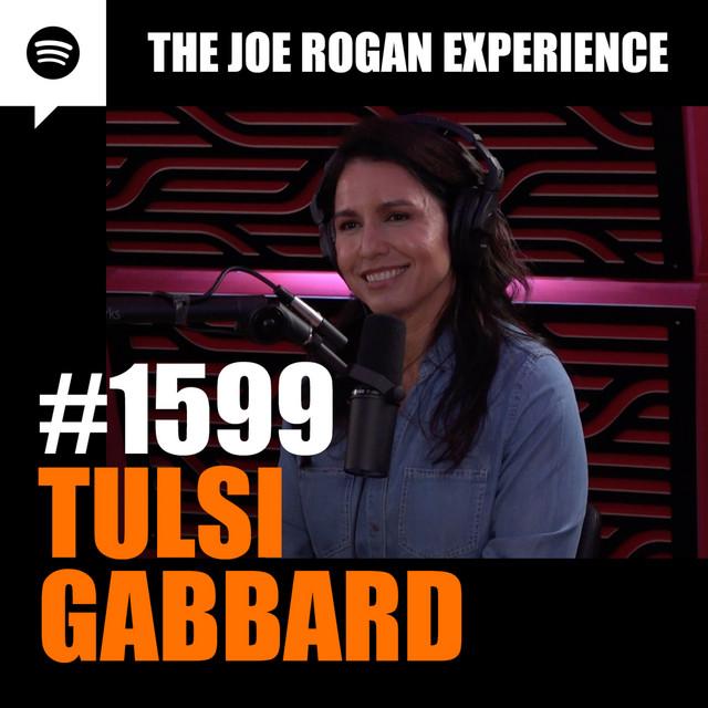 #1599 - Tulsi Gabbard