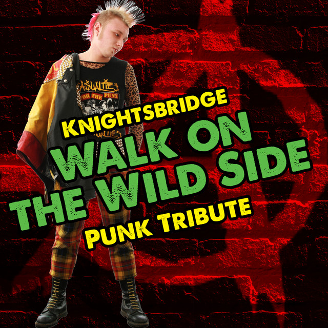 Walk on the Wild Side-Punk Tribute Albumcover