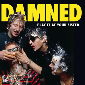 The Damned Stab Your Back cover