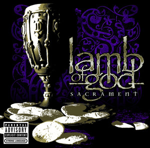 Sacrament Albumcover