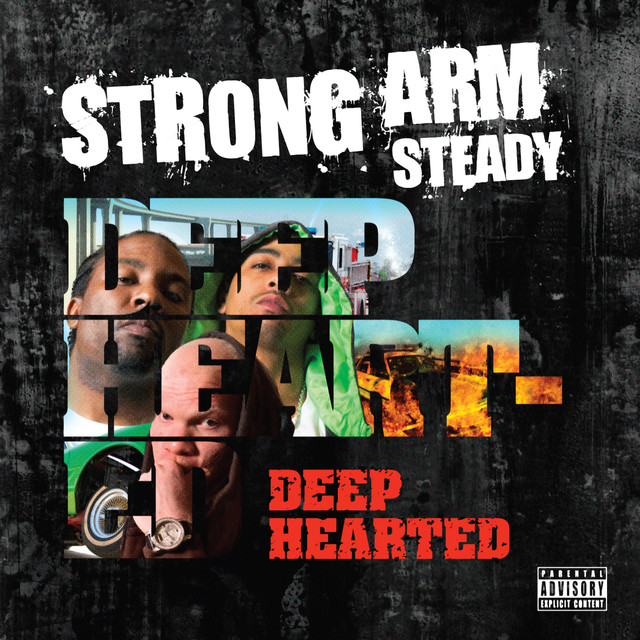 Deep Hearted Albumcover