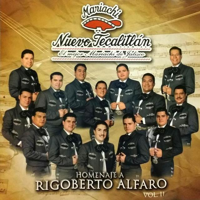 Homenaje a Rigoberto Alfaro, Vol. 2