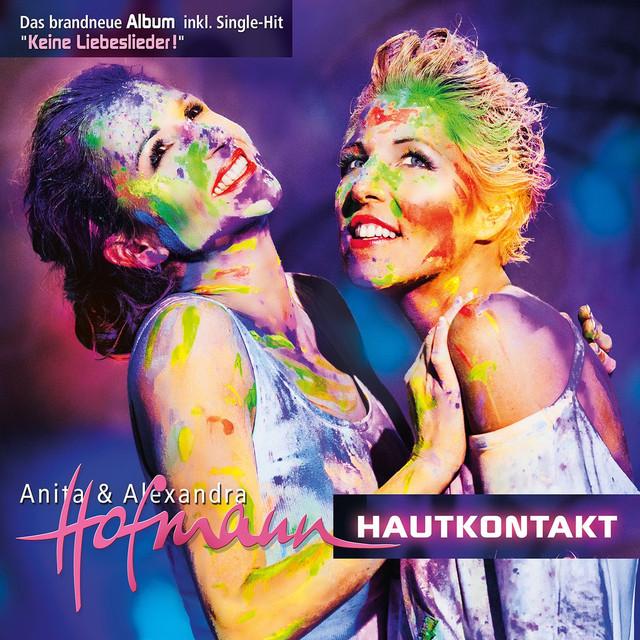 Album cover for Hautkontakt by Anita & Alexandra Hofmann