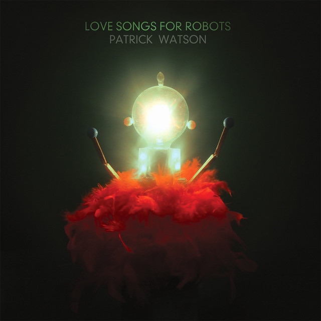 Love Songs For Robots Albumcover