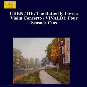 Chen / He: Butterfly Lovers Violin Concerto (The) / Vivaldi: Four Seasons Ctos Albumcover