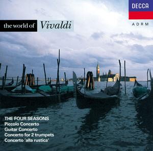 The World of Vivaldi Albumcover