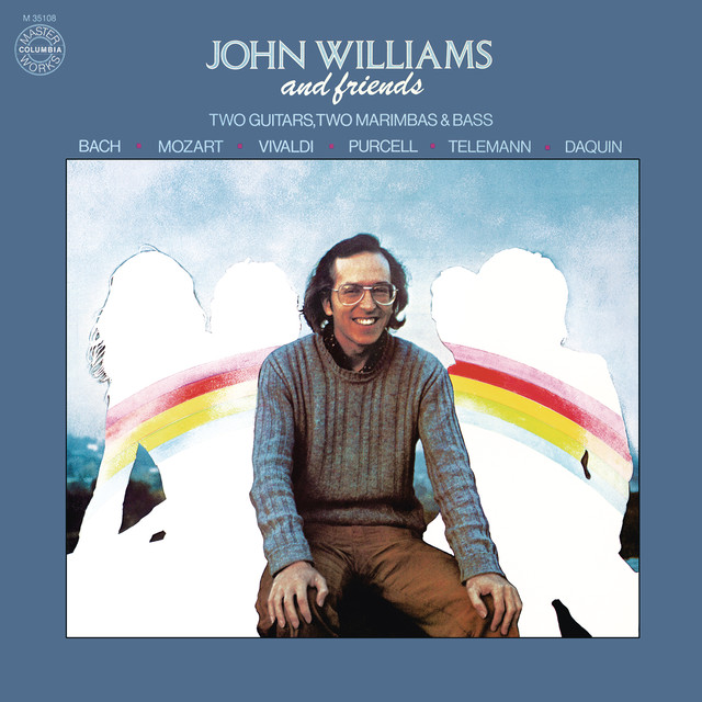 John Williams and Friends Albumcover