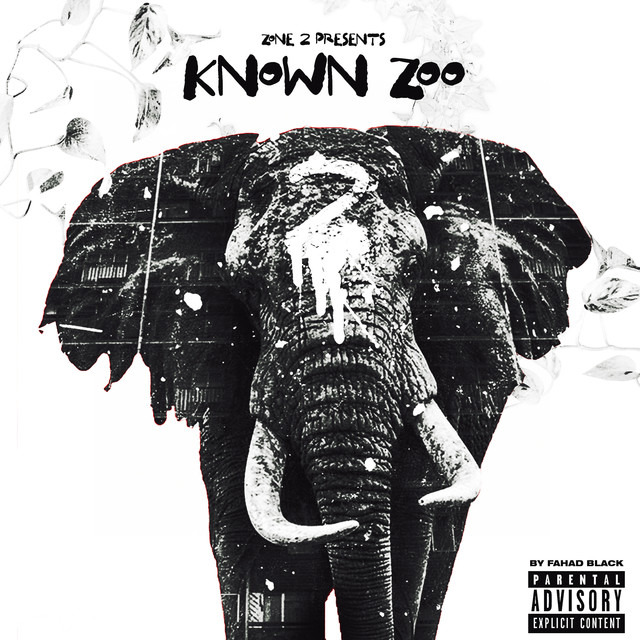 Album cover for Known Zoo by Zone 2