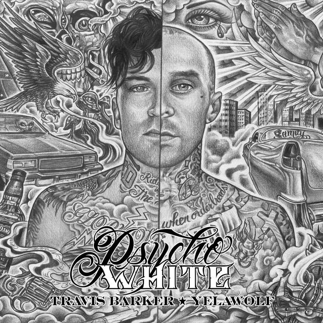Yelawolf Psycho White - EP album cover