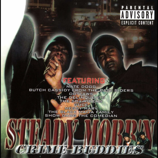 Steady Mobb'n