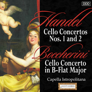Haydn: Cello Concertos Nos. 1 and 2 - Boccherini: Cello Concerto in B-Flat Major album