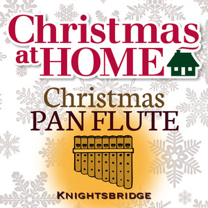 Christmas at Home: Christmas Pan Flute Albumcover