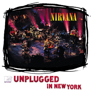 MTV Unplugged In New York Albumcover