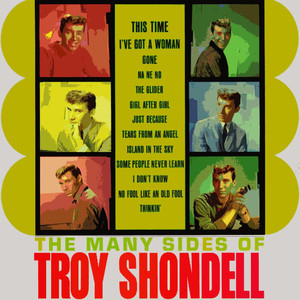The Many Sides Of Troy Shondell album