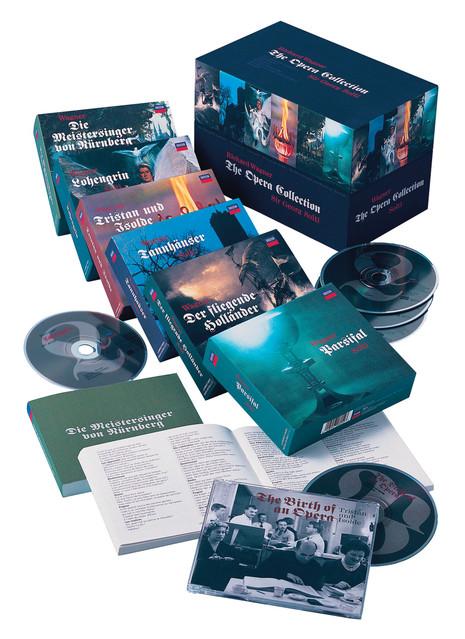 Wagner: Die Meistersinger von Nürnberg (4 CDs)