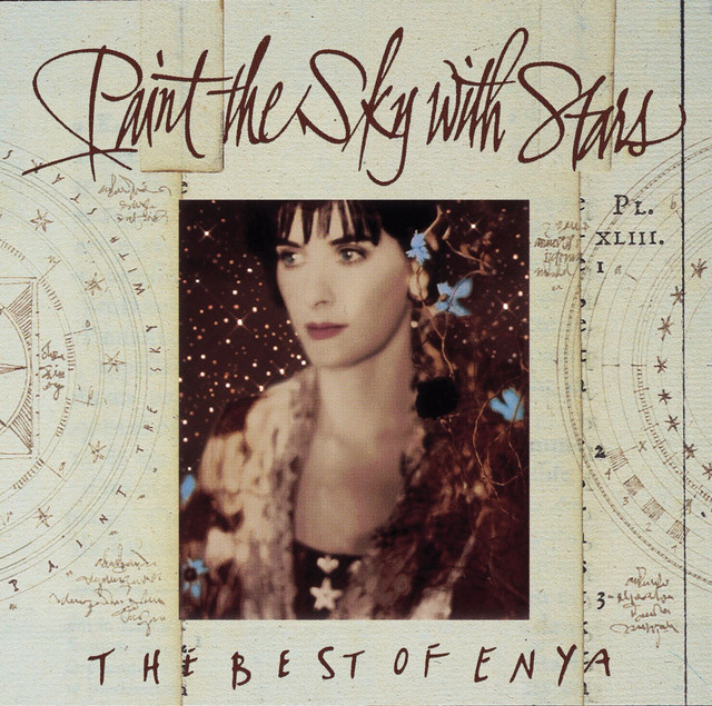 Paint The Sky With Stars (US version) Albumcover