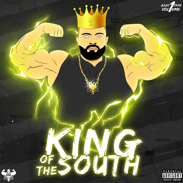 Kasttape, Vol. 1: King of the South