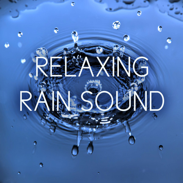 Relaxing Rain Sound Albumcover