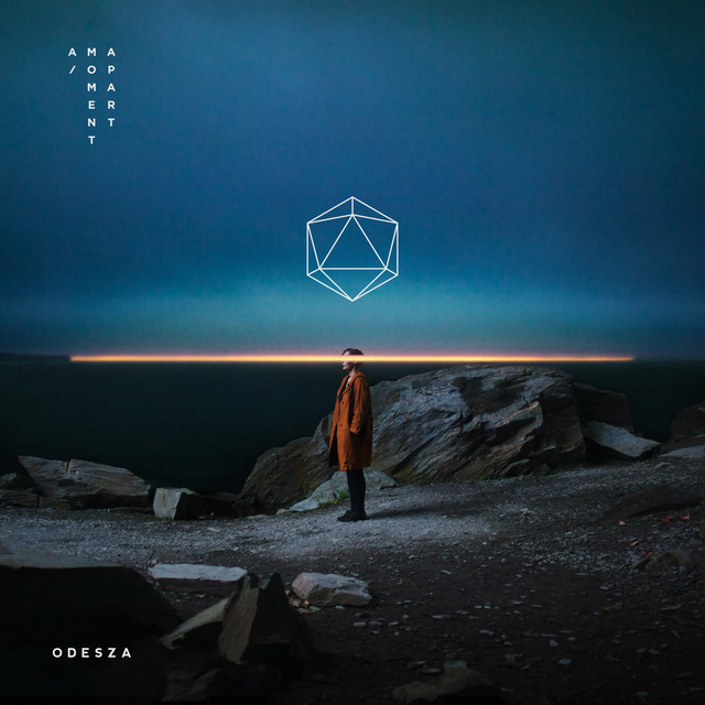 Album cover for A Moment Apart by ODESZA