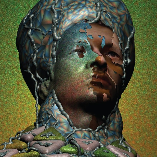 Album cover for Odd Blood by Yeasayer