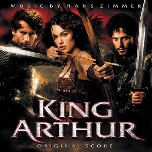King Arthur Original Soundtrack Albumcover