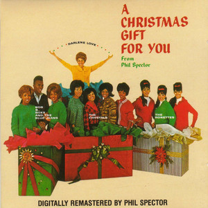 Phil Spector Winter Wonderland cover