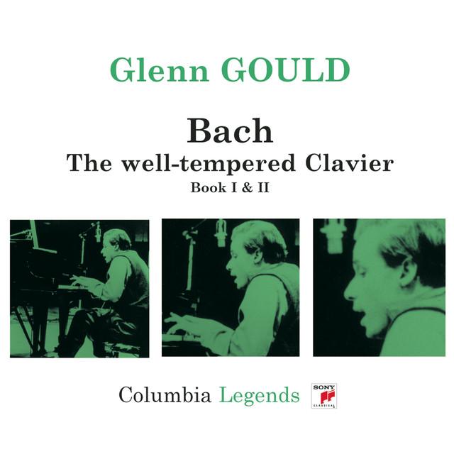 Bach - Le clavier bien tempéré Albumcover