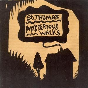 Mysterious Walks Albumcover