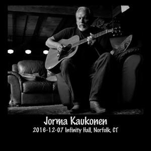 2016-12-07 Infinity Hall, Norfolk, CT (Live) album