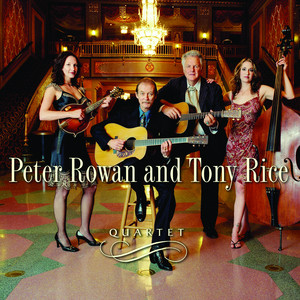 Peter Rowan, Tony Rice Walls of Time cover