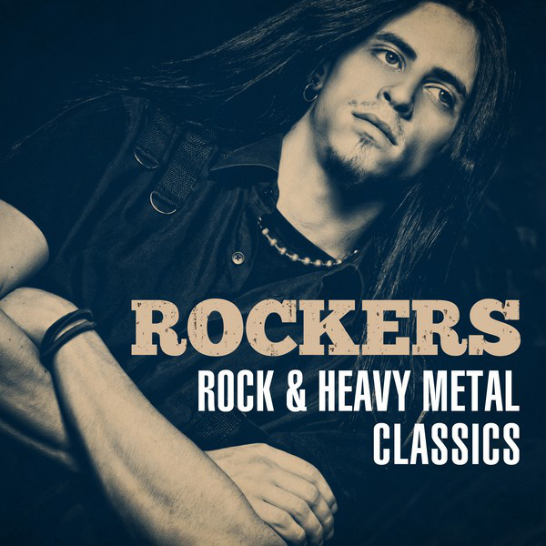 Various Artists Rockers: Rock & Heavy Metal Classics album cover