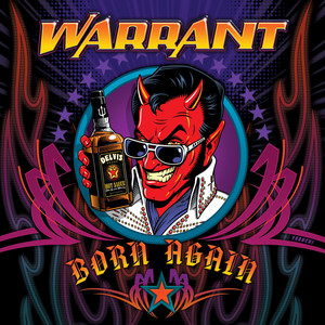 Born Again Albumcover