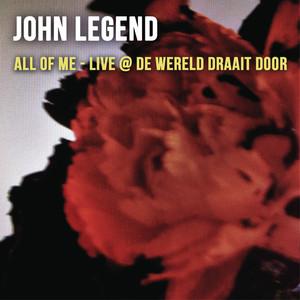 All Of Me (Live @De Wereld Draait Door) Albümü