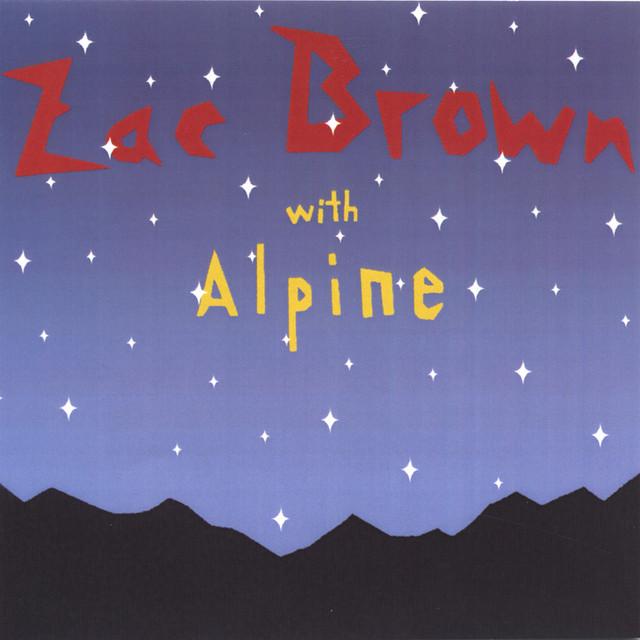 Zac Brown with Alpine