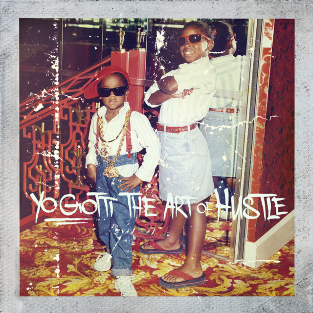 The Art of Hustle (Deluxe) Albumcover