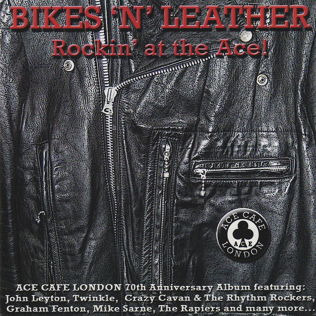 Helen Shadow - Bikes 'N' Leather - Rockin' at the Ace!