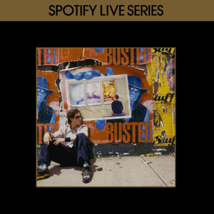 Busted Stuff: Spotify Live Series Albumcover